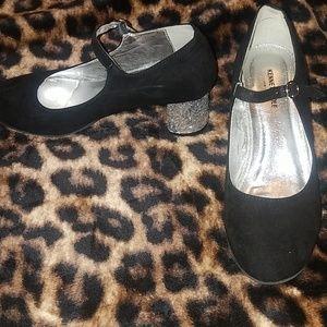 "Kenneth Cole ""Cindy"" sparkle shoes"